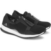Adidas PUREBOOST X TR ZIP Training Shoes(Black)