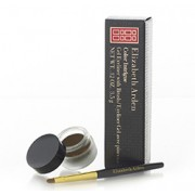COLOUR INTRIGUE GEL EYELINER WITH BRUSH (Brown) (0.12oz) 3.5g