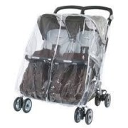 Peg Perego Rain Cover All Parapioggia per Aria Twin