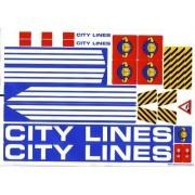 Lego Original Sticker Sheet for Town/City Set #7994 City Harbor