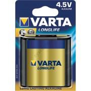 Elem 3LR12 4.5V lapos 4112 Longlife BL Varta