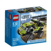 LEGO City Great Vehicles 60055 Monster Truck by LEGO City Great Vehicles [Toy] (English Manual)