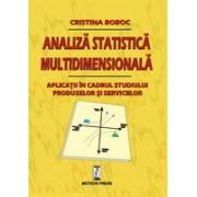 Analiza statistica multidimensionala .