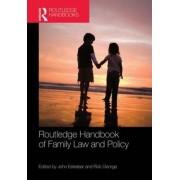 Routledge Handbook of Family Law and Policy by John Eekelaar