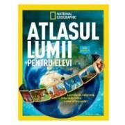 Atlasul lumii pentru elevi - National Geographic