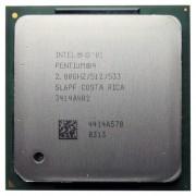 Procesor Intel Pentium 4 2800 Model 521 Socket 775