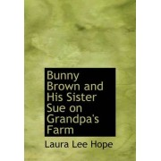 Bunny Brown and His Sister Sue on Grandpa's Farm by Laura Lee Hope