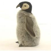 Hansa Emperor Penguin Chick Stuffed Plush Animal Medium