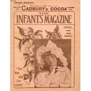 The Infant's Magazine, April 1903 (Contents: Cat's Cradle. Leap-Frog. Teddy's Plan. A Day With The Twins. The Doll's Petition. What Bunny Cotton Did. Saved From The Sea...)
