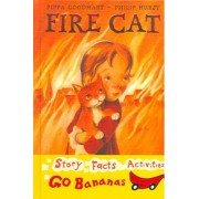 Fire Cat by Pippa Goodhart
