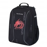 Rucsac Be.Bag ergonomic dimensiune 34x39x19 cm, motiv Airgo Dragon