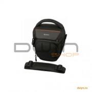 Geanta Sony pentru DSLR si obiective , protejeaza camera de praf si zgarieturi, curea transport, neg