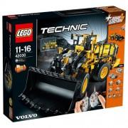 LEGO - Excavadora con Ruedas Volvo L350F con control remoto, multicolor (42030)
