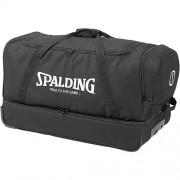 Spalding Sporttasche TROLLEY XL - anthrazit/schwarz/weiß | XL