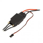Generic United States : High Quality GoolRC 60A Brushless Water Cooling ESC Electric Speed Controller with 5V/3A BEC for RC Boat Model