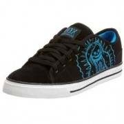 Vox Footwear Skateboard Shoes - Black / Blue, shoe