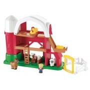 Fisher Price Little People Y8660 - Granja de juguete con sonidos [Importado de Francia]