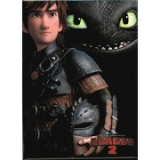 How To Train Your Dragon 2 Hiccup and Toothless Poster Shot Magnet