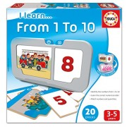 Educa 16415 - Gioco Educativo I Learn. From 1 To 10