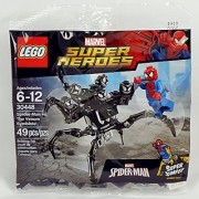 LEGO Super Heroes Spider-Man vs. The Venom Symbiote 30448 Bagged Set