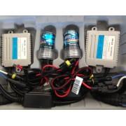 Kit Xenon - Fast Start - cu incarcare rapida, ideal faza lunga , H3, 35 W, 12 V