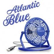 Ventilator USB TVE 1B, culoare albastra