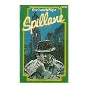 One lonely night - Mickey Spillane - Livre