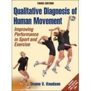 Qualitative Diagnosis of Human Movement With Web Resource-3rd Edition by Duane V. Knudson