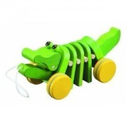Toy / Game Fabulous Plan Toys Super Dancing Alligator - Awesome Accessory For Your Child's Play Collection