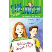 Cam Jansen and the Spaghetti Max Mystery by David A Adler