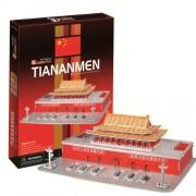 3D three-dimensional puzzle Tiananmen (japan import)