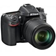 D7100 + objetivo zoom AF-S DX Nikkor 18-105 mm f/3.5-5.6G ED VR