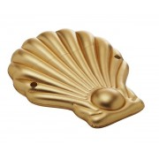 Gold Shell arany kagyló felfújható úszó sziget