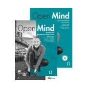 Vv.aa. Open Mind Advanced Student S Book And Workbook With Key Pack