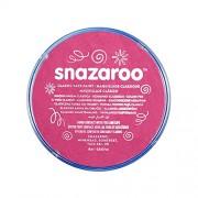 Snazaroo - 18599 - Maquillage - Galet de Fard Aquarellable - 18 ml - Rose Fuchsia