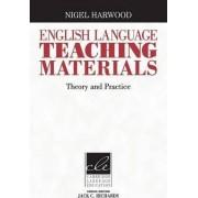English Language Teaching Materials by Nigel Harwood