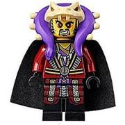 LEGO Ninjago Minifigure - Master Chen with Cape Serpertine Anacondrai (70749)