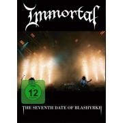 Immortal - Seventh Date of Blashyrkh (0727361251123) (1 CD + 1 DVD)