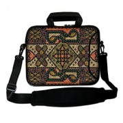 Hot 2015 Design 17 17.3 17.4 Neoprene Laptop Shoulder Sleeve Carry Bag Case Cover Pouch Fit 17.3 17.4 HP Pavilion Dell Asus Toshiba Acer HP Pavilion DV8000 17 Notebook 17.3 LENOVO G780/G700 Dell Sony HP 17 Inch Apple Macbook Pro 17 IBM HP Del
