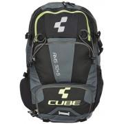 Cube AMS 30+5 Rucksack black'n'green Fahrradrucksäcke