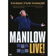 Barry Manilow - Live! (0602527123066) (1 DVD)