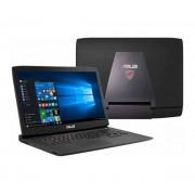 PC portable G751JY-T7315T 17.3' FHD Intel Core i7 RAM 16Go HDD 512Gox2 + 1To GeForce GTX980M BR-Combo Windows 10 Basic Garantie 2 ans