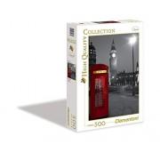 Clementoni - 30263.5 - Puzzle Collection High Quality - 500 Pièces - Londres Noir et Blanc