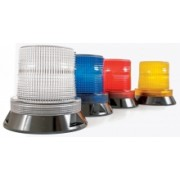 Girofar LED Aeroporturi 10-30V cu 3 puncte de prindere.