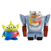 Toy Story Color Splash Buddies Alien and Robot 2-Pack