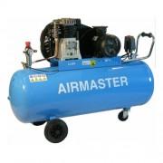 Compresor de aer Airmaster CT4/470/200, 400 V, 3 kW, 471 l/min, 9 bar, 200 l
