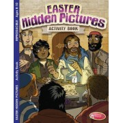 Easter Coloring/Activity Book - Easter Hidden Pictures (8-10): 6-Pack Coloring & Activity Books