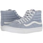 Vans SK8-Hi Slim (Speckle Jersey) BlueTrue White