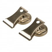 2 Clipsuri magnetice metalice