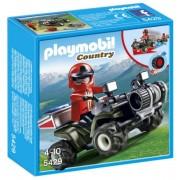 Playmobil 5429 - Quad Soccorso Alpino